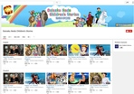 Daisaku Ikeda Children's Stories on YouTube Channel